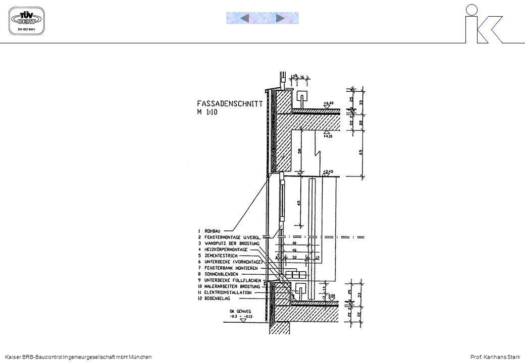 Kaiser BRB-Baucontrol Ingenieurgesellschaft mbH München