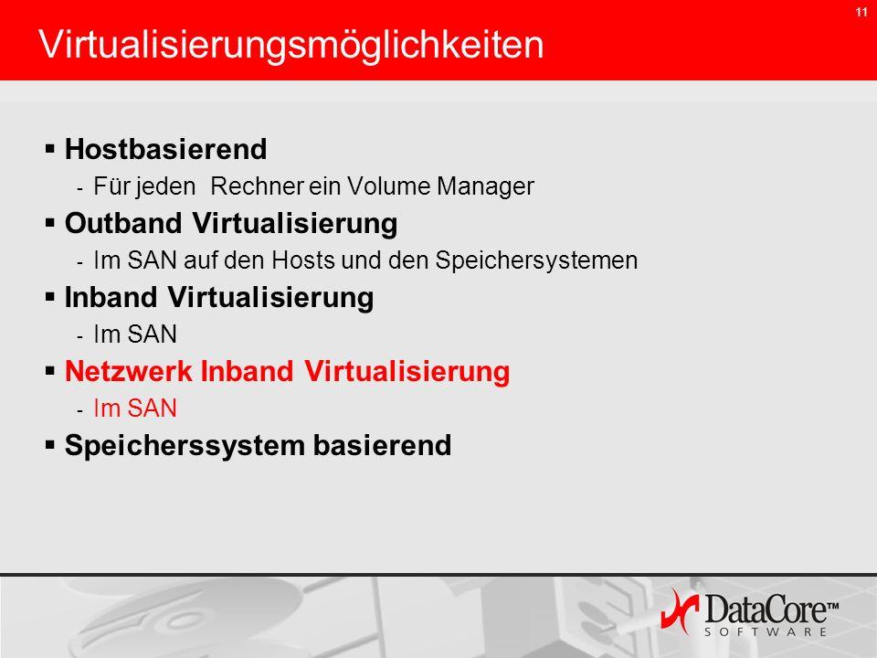 Virtualisierungsmöglichkeiten