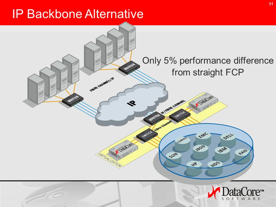 IP Backbone Alternative