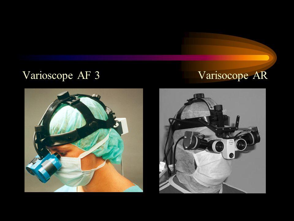 Varioscope AF 3 Varisocope AR