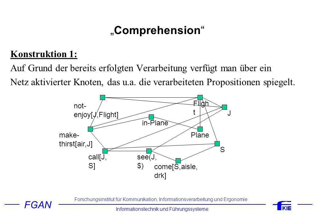 """""""Comprehension Konstruktion 1:"""