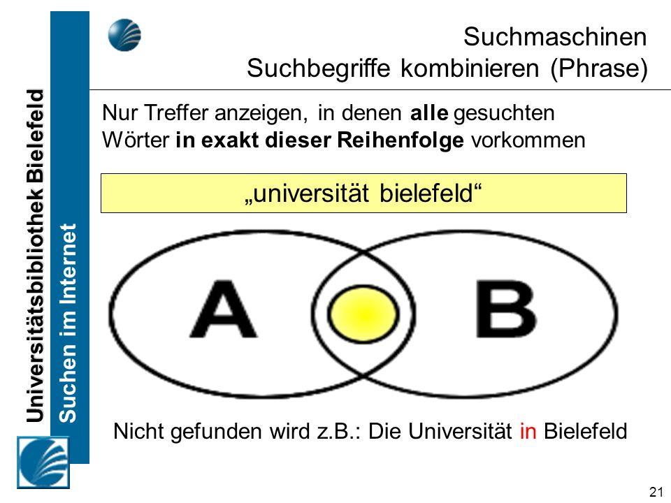 """universität bielefeld"
