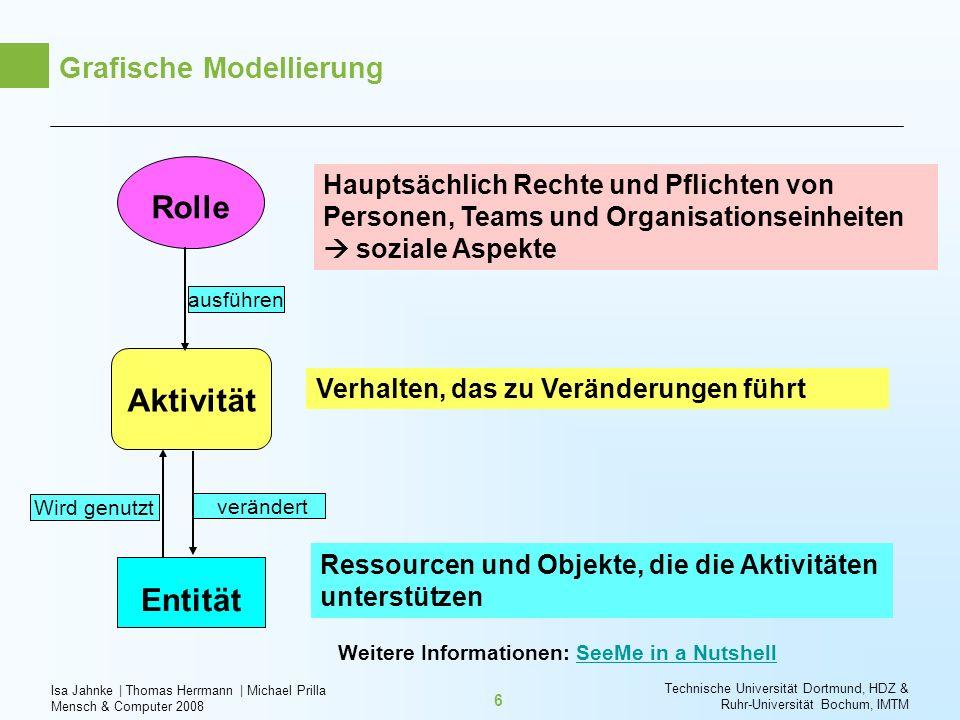 Grafische Modellierung