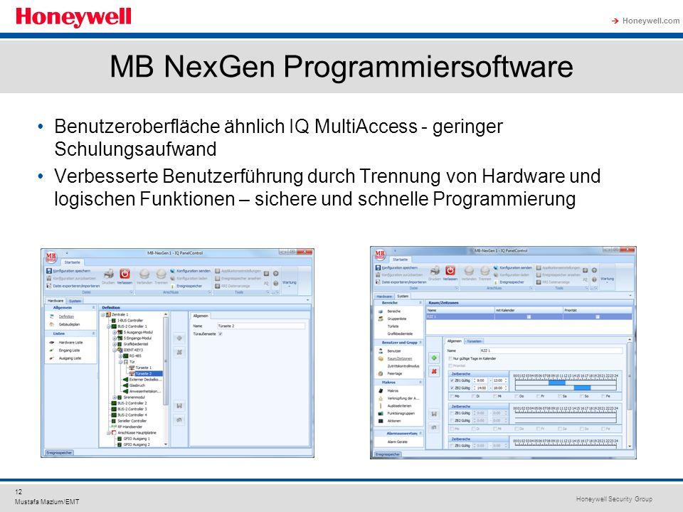 MB NexGen Programmiersoftware
