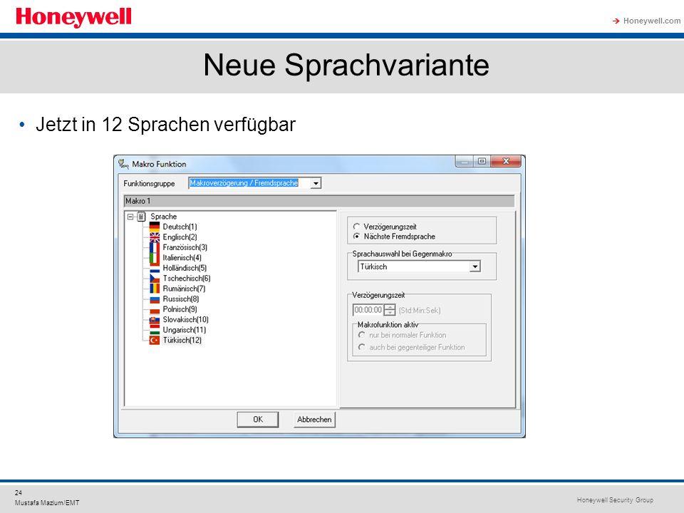 Neue Sprachvariante Jetzt in 12 Sprachen verfügbar