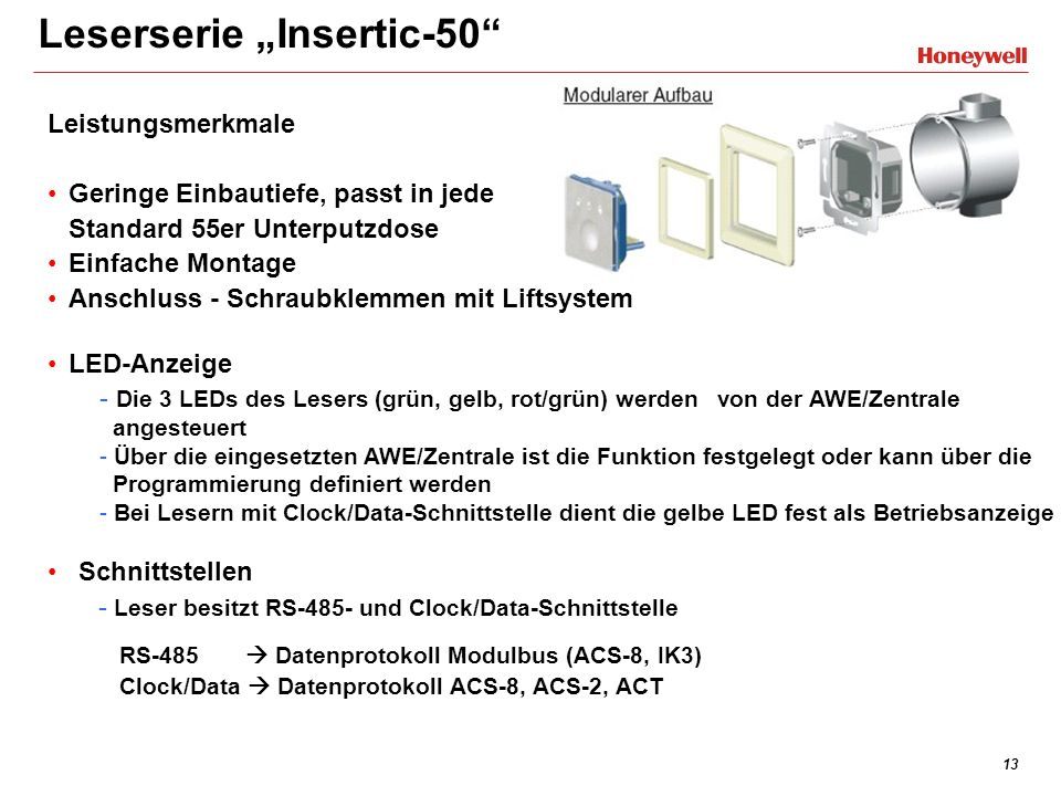 "Leserserie ""Insertic-50"