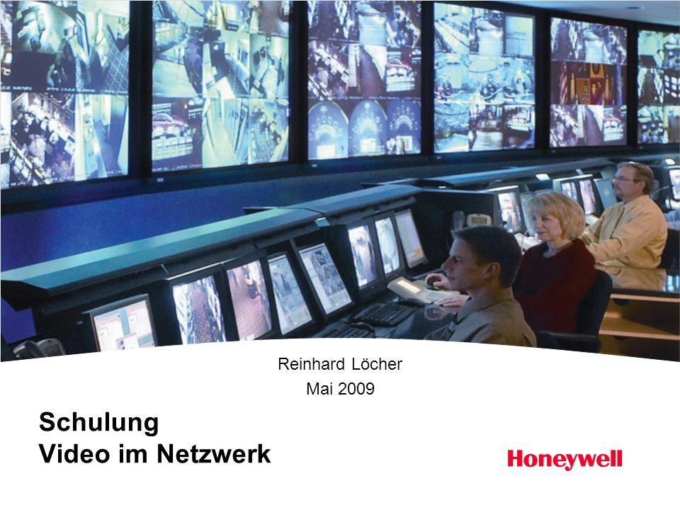 Schulung Video im Netzwerk