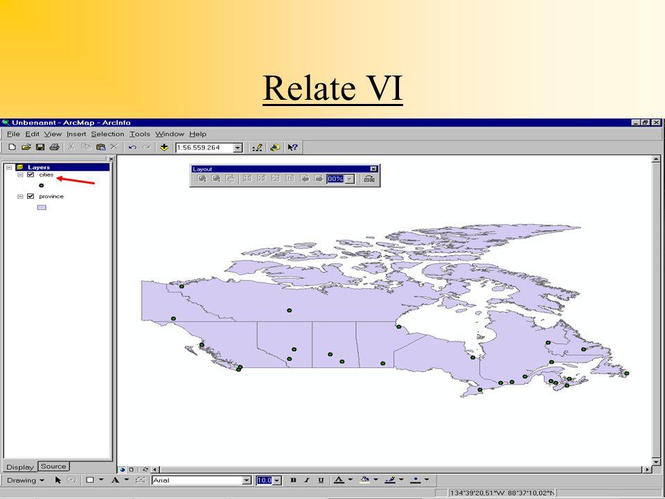 Relate VI