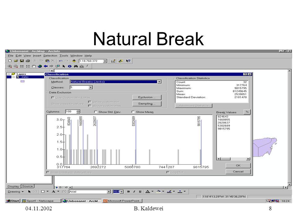 Natural Break 04.11.2002 B. Kaldewei