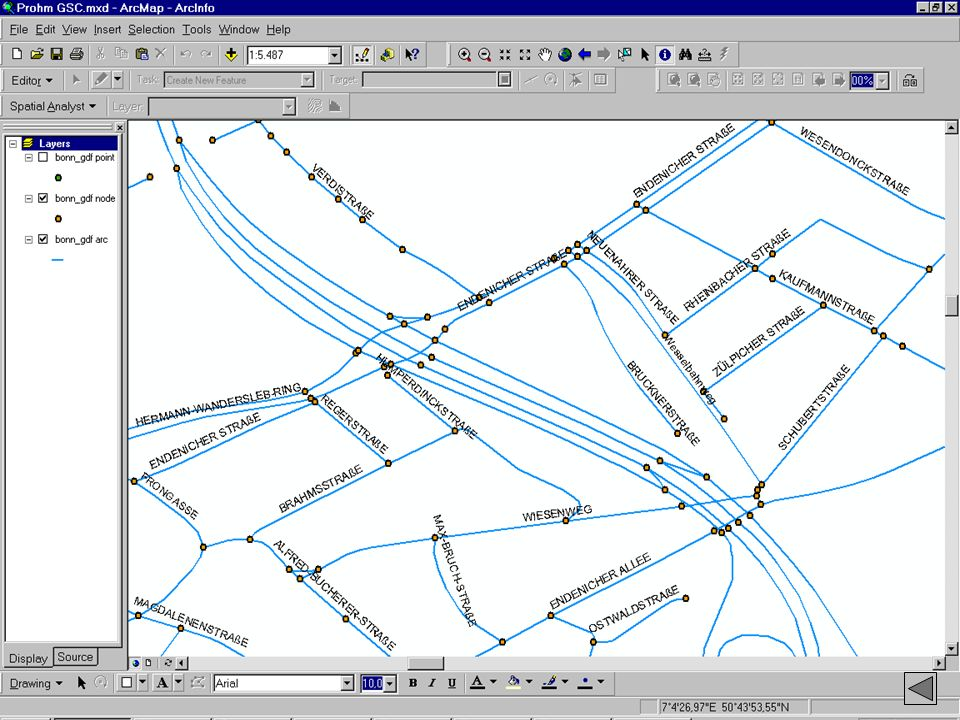 Beispiel Level-1 03. Juli 2003 Manuela Nie