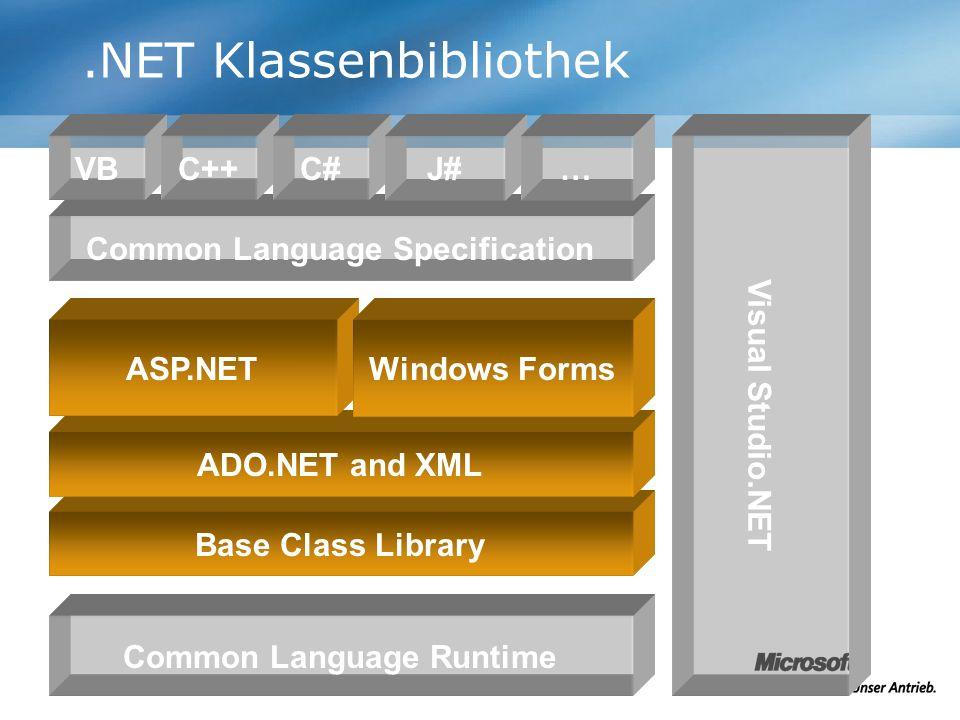 .NET Klassenbibliothek