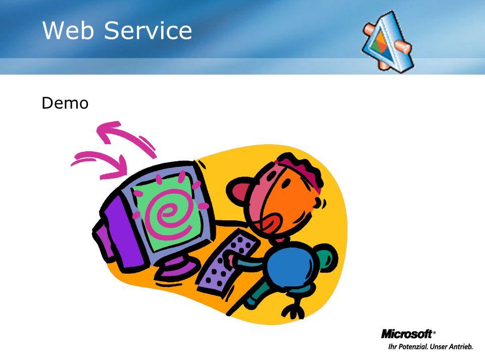 Web Service Demo