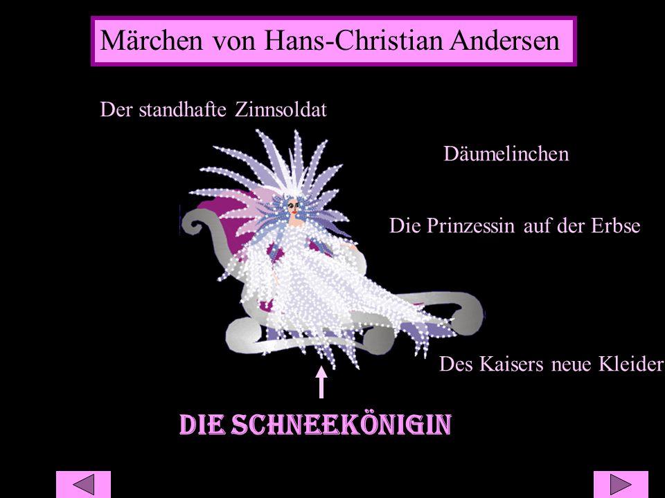 Andersen Märchen Märchen von Hans-Christian Andersen Die Schneekönigin