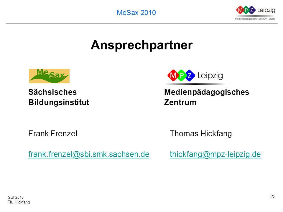 Ansprechpartner Sächsisches Medienpädagogisches