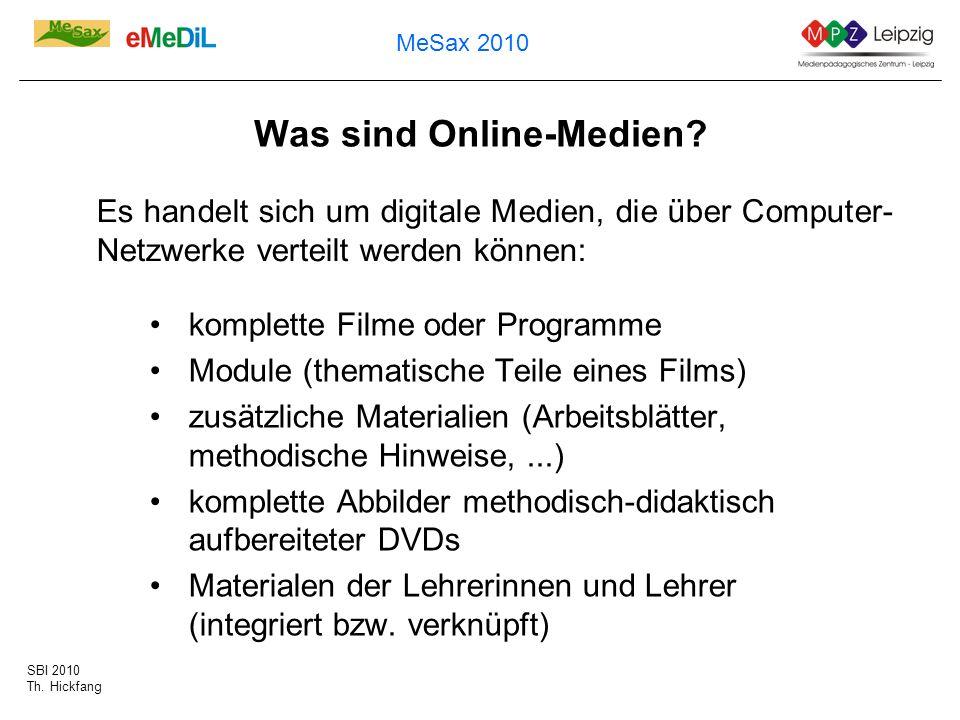 Was sind Online-Medien