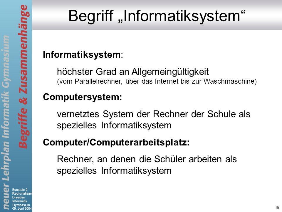 """Begriff """"Informatiksystem"""