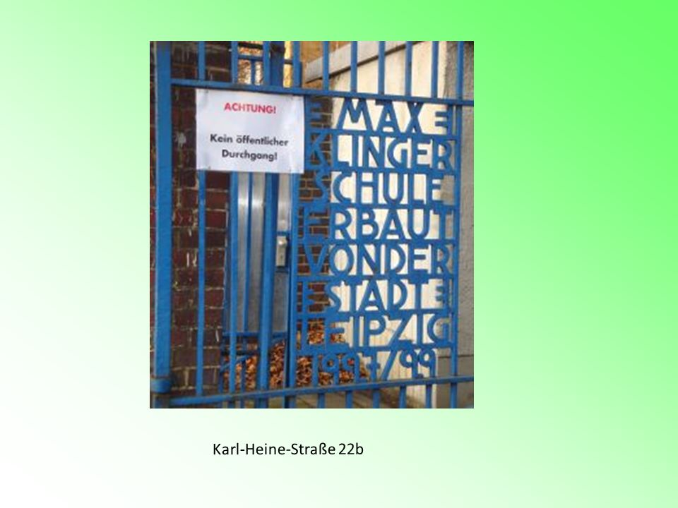 Karl-Heine-Straße 22b