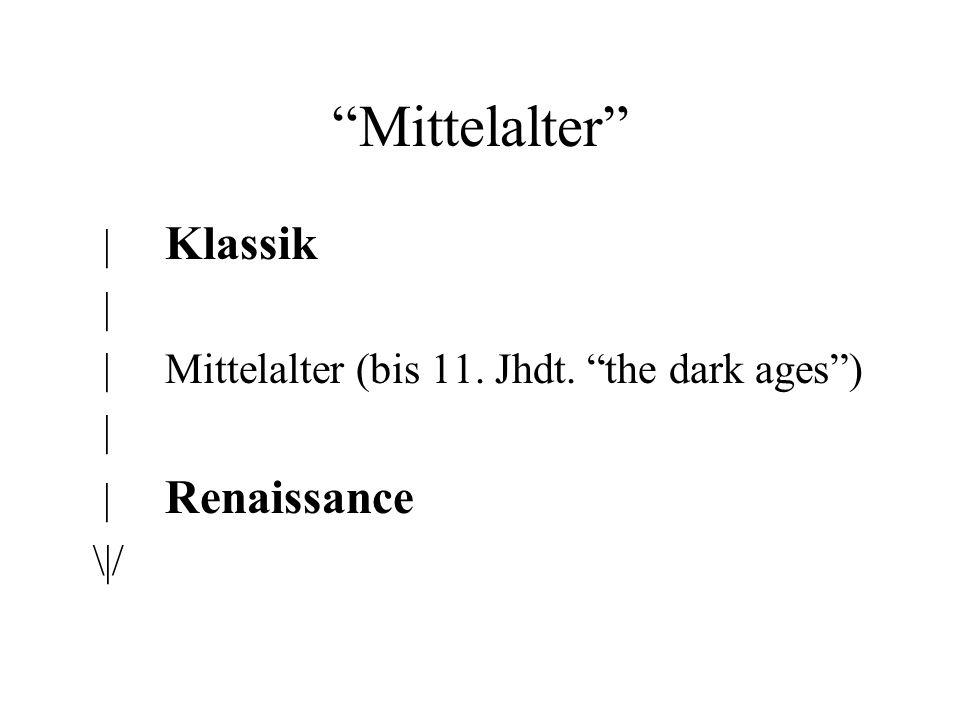 Mittelalter | Klassik |