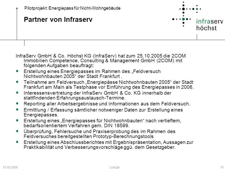 Partner von Infraserv
