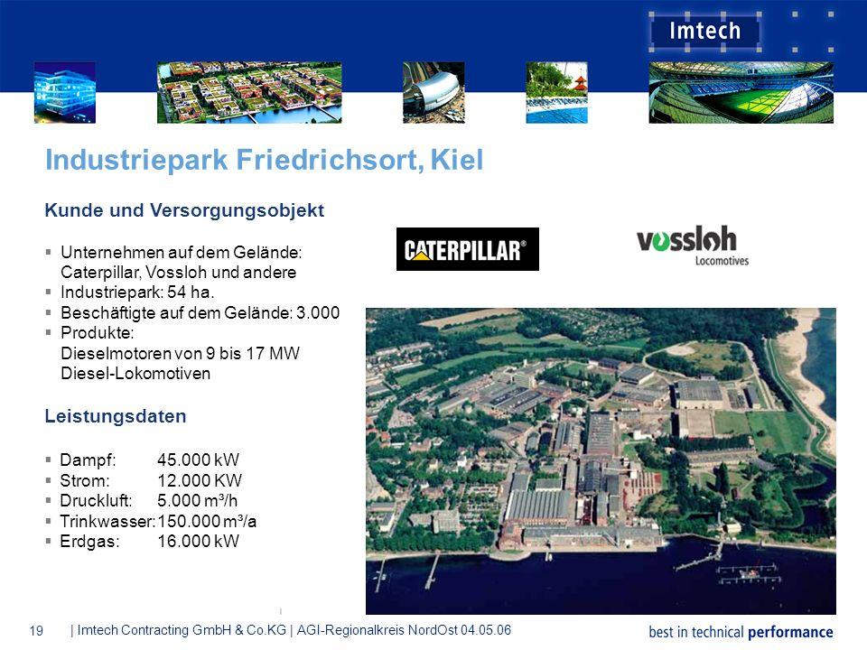 Industriepark Friedrichsort, Kiel