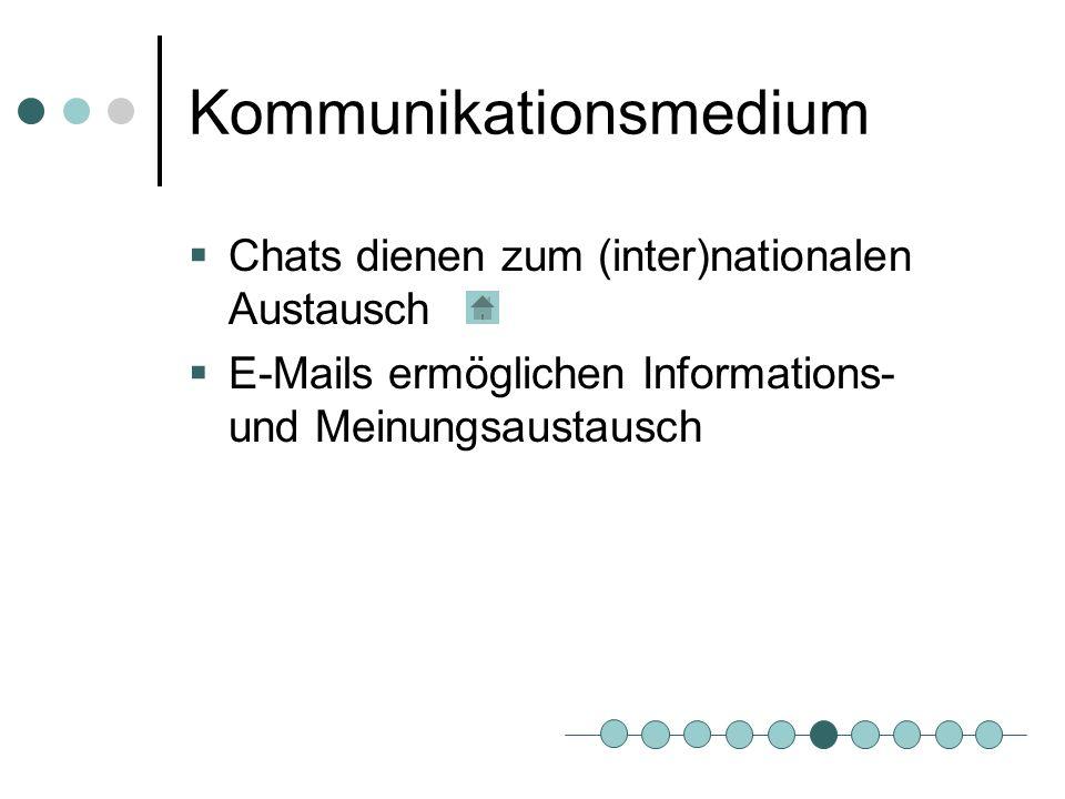 Kommunikationsmedium