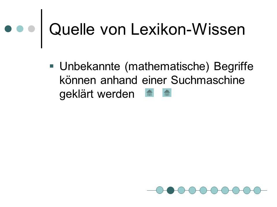 Quelle von Lexikon-Wissen