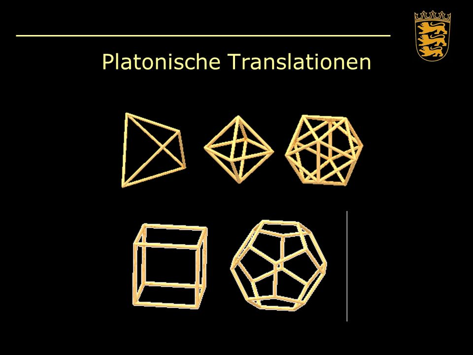 Platonische Translationen