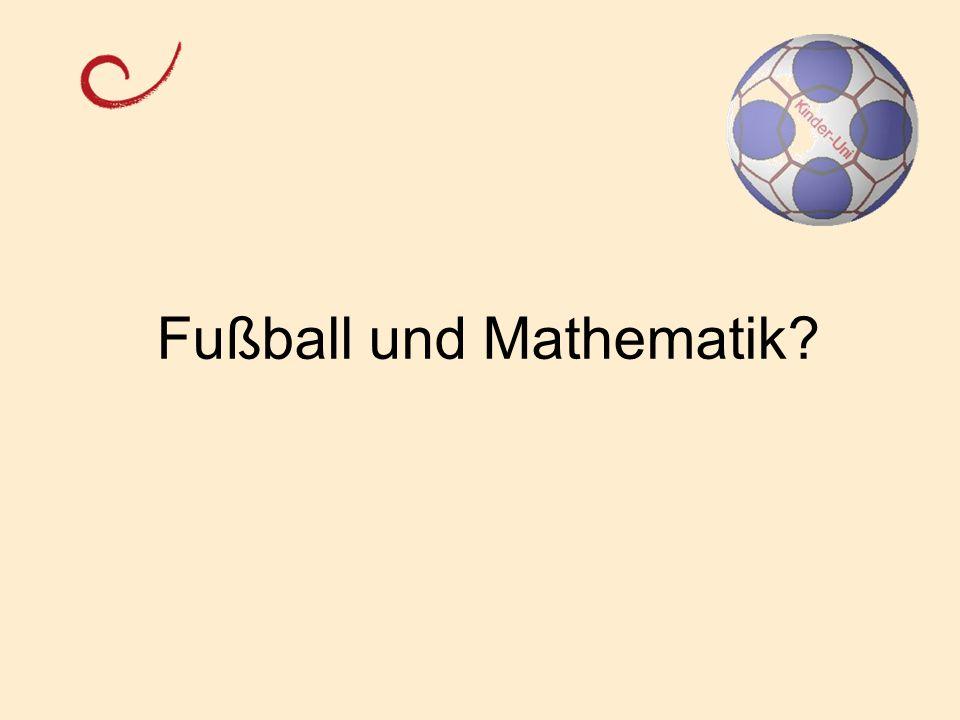 Fußball und Mathematik