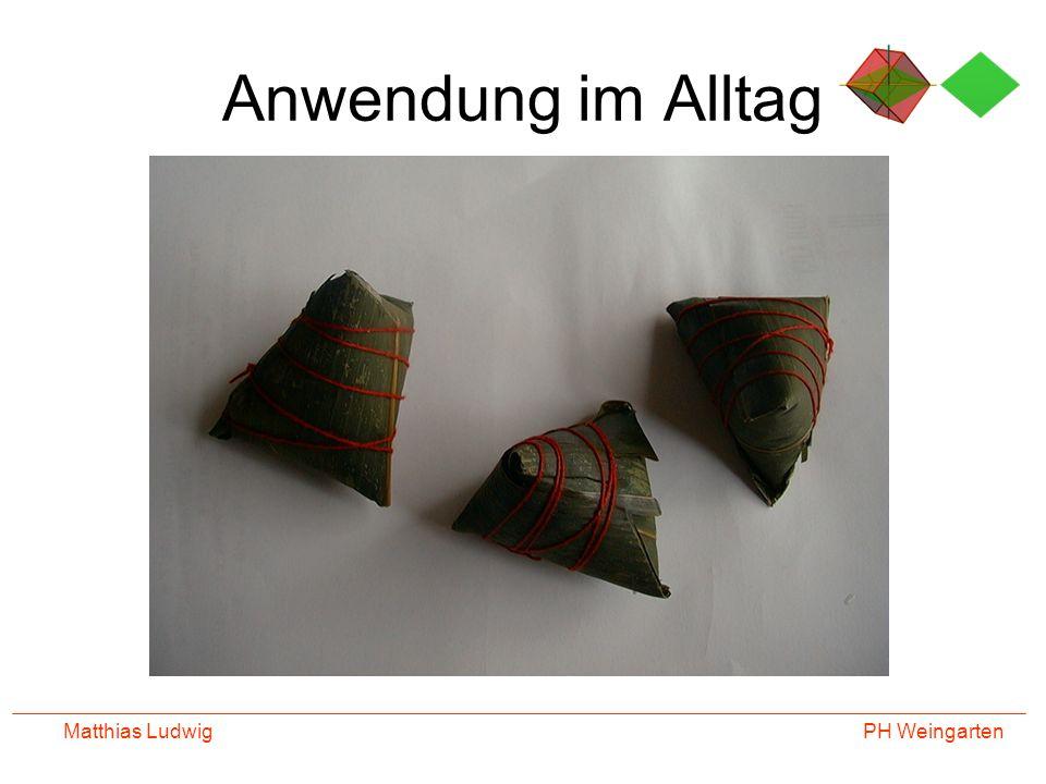 Anwendung im Alltag Matthias Ludwig