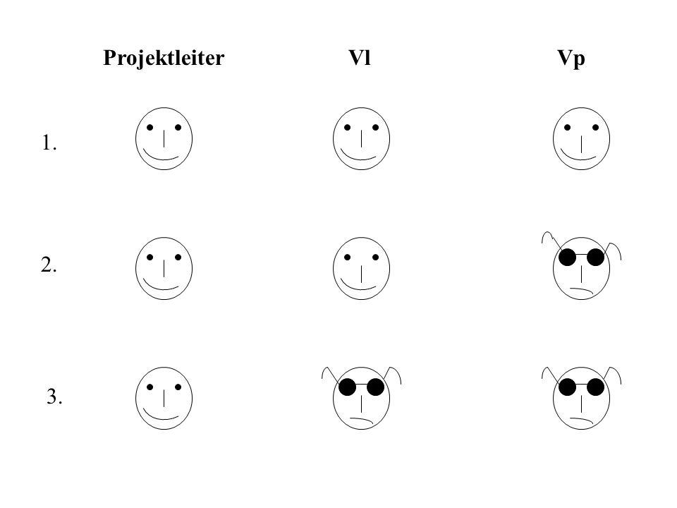 Projektleiter Vl Vp 1. 2. 3.