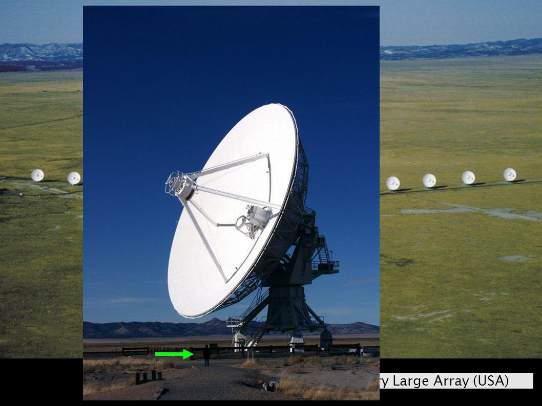 Radio-Teleskop: Very Large Array (USA)