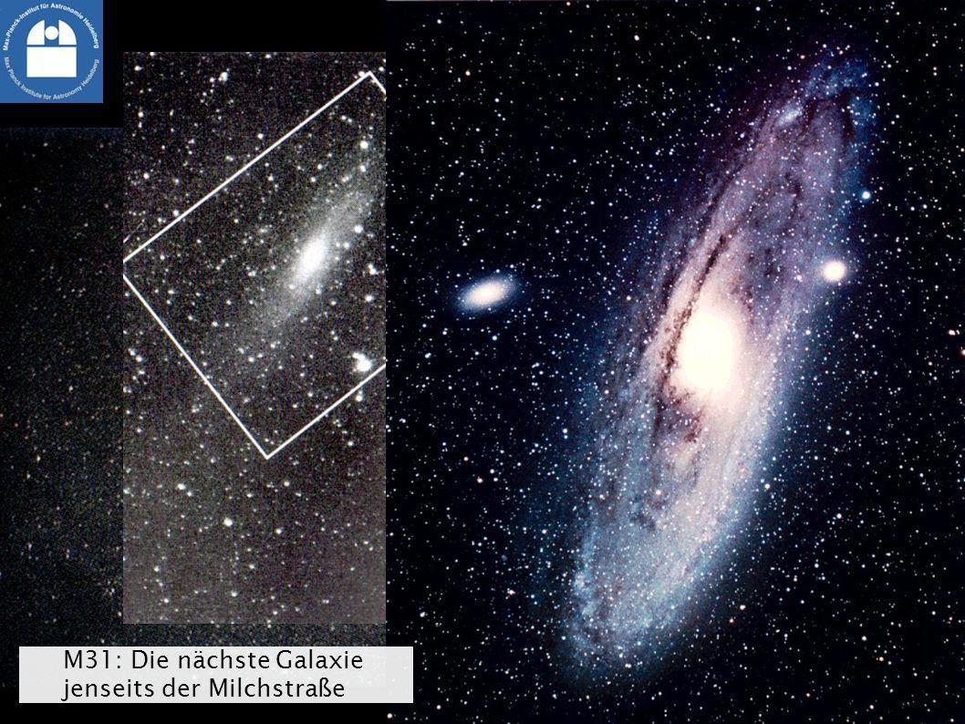 Nachbar im All: Der Andromedanebel