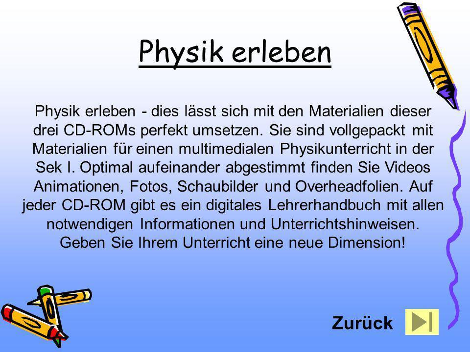 Physik erleben