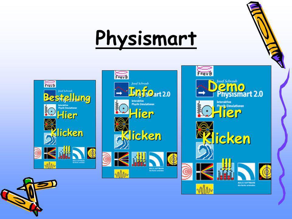 Physismart Demo Hier Klicken !!! Info Hier Klicken !!! Bestellung Hier