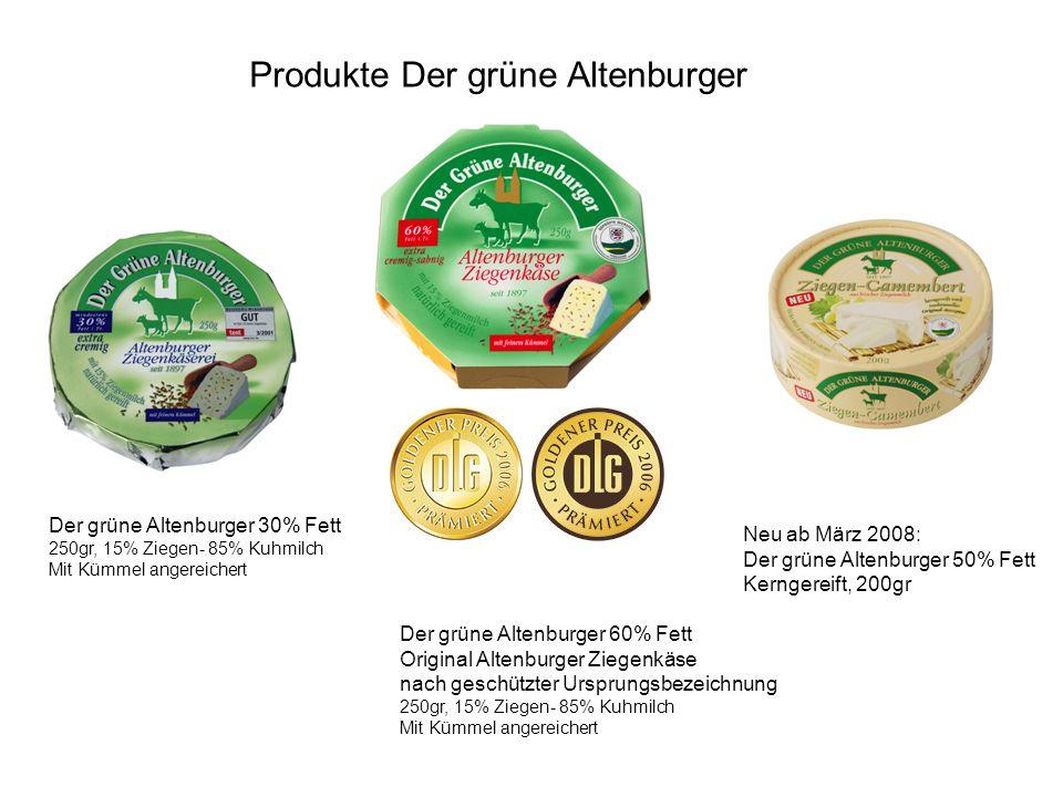 Produkte Der grüne Altenburger