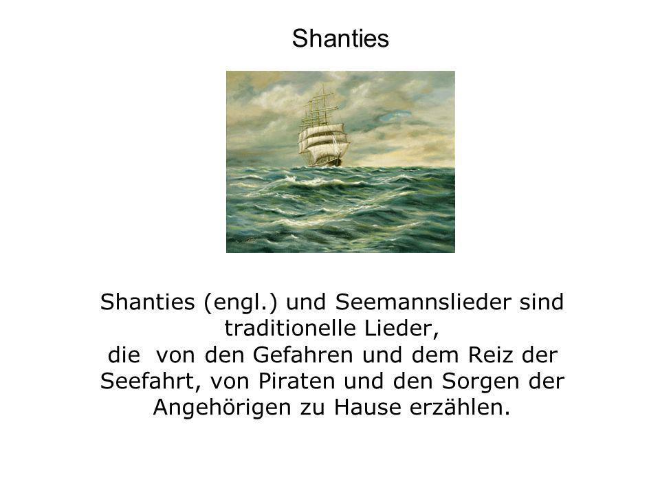 Shanties
