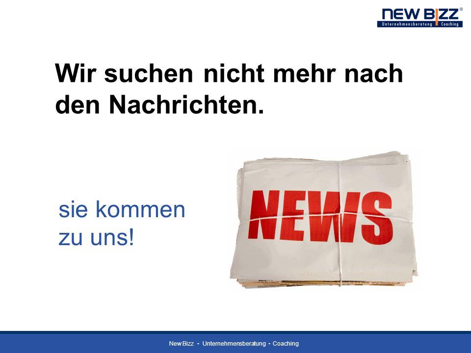 Wir suchen nicht mehr nach den Nachrichten.