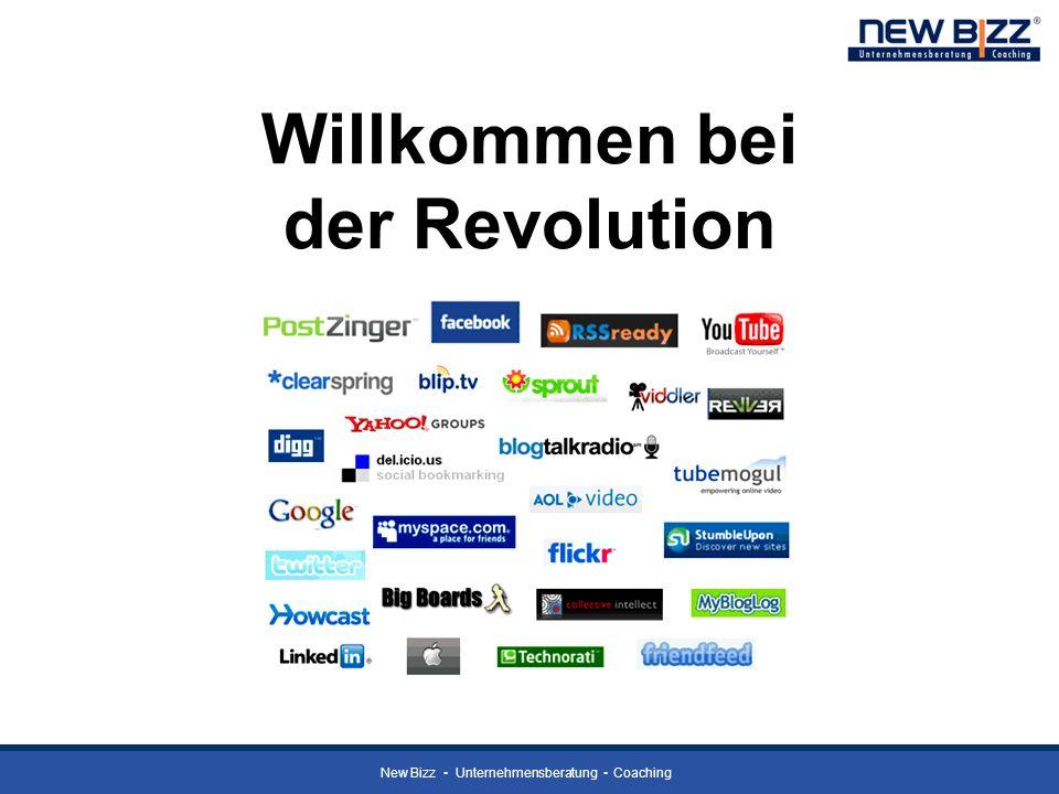 Willkommen bei der Revolution
