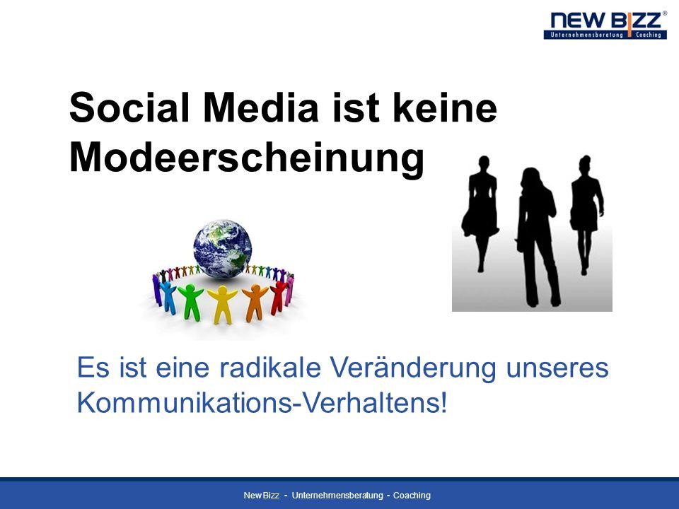 Social Media ist keine Modeerscheinung