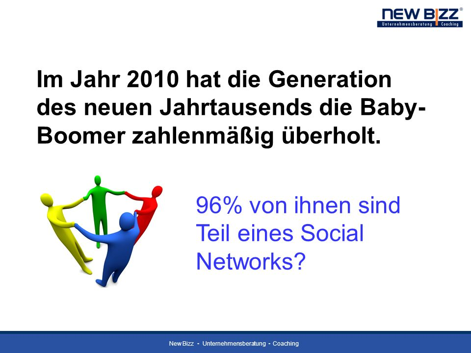 Im Jahr 2010 hat die Generation des neuen Jahrtausends die Baby-Boomer zahlenmäßig überholt.