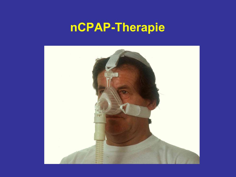 nCPAP-Therapie