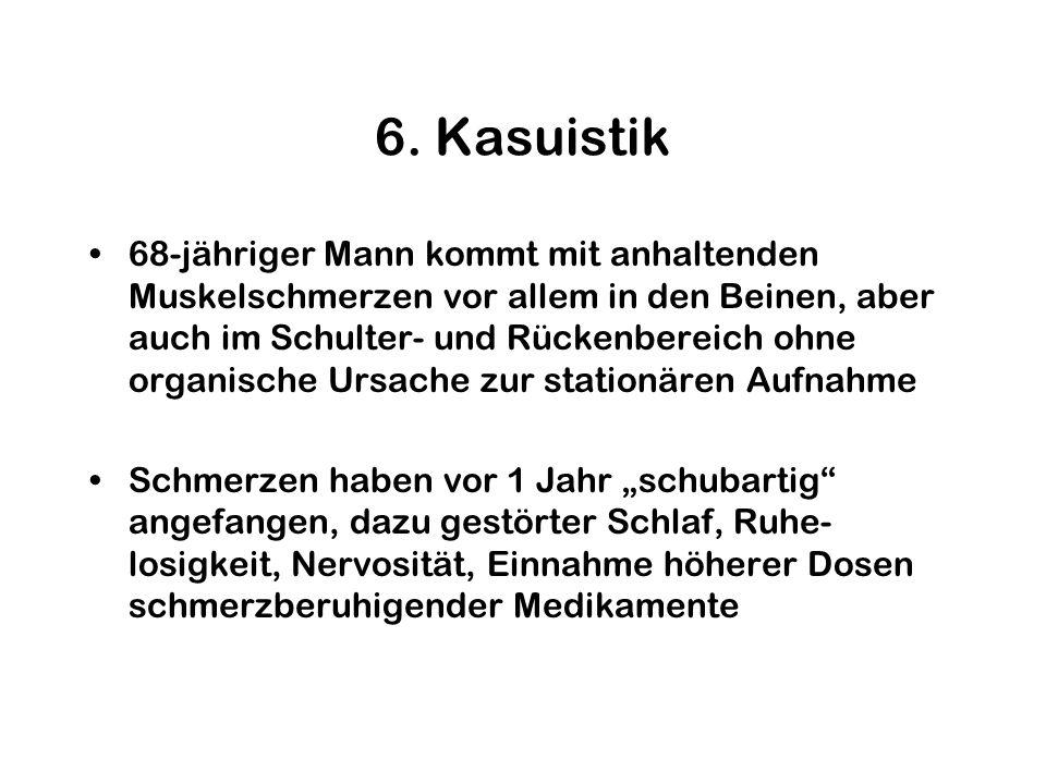 6. Kasuistik