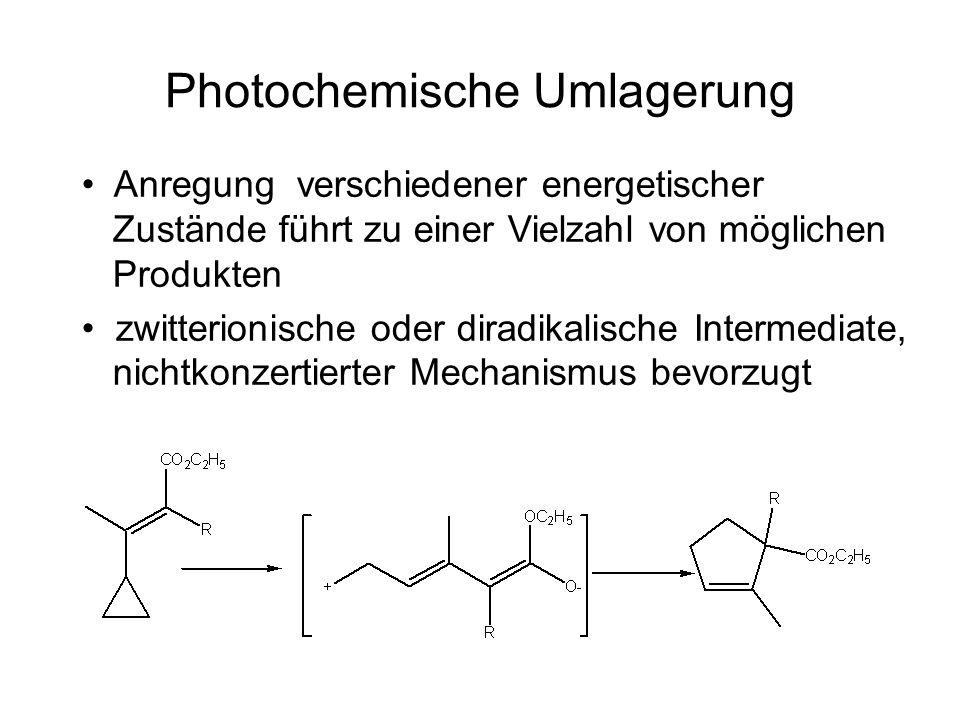 Photochemische Umlagerung