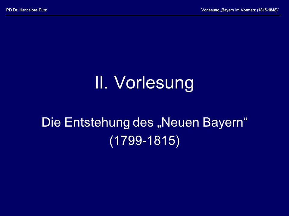 """Die Entstehung des """"Neuen Bayern"""