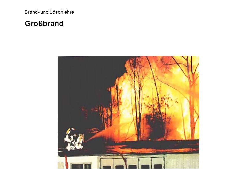 Großbrand