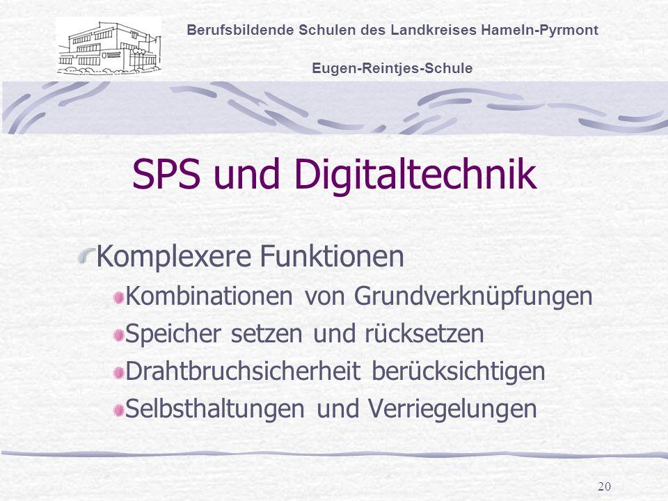 SPS und Digitaltechnik