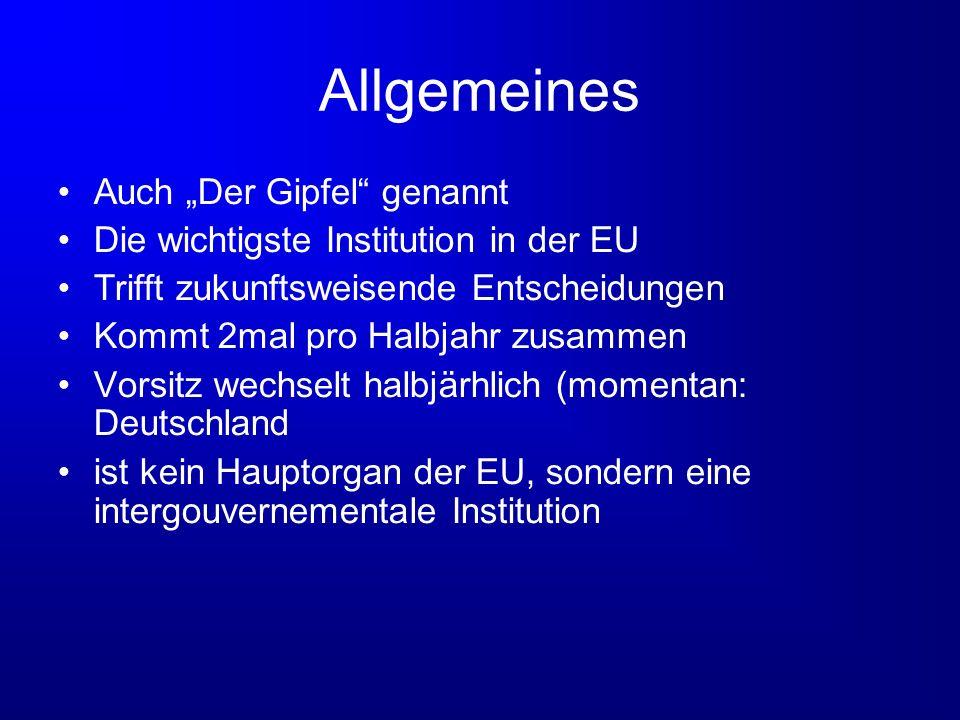"""Allgemeines Auch """"Der Gipfel genannt"""