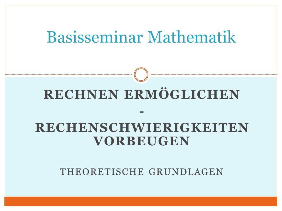 Basisseminar Mathematik