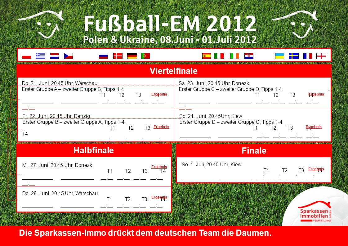 Viertelfinale Halbfinale Finale