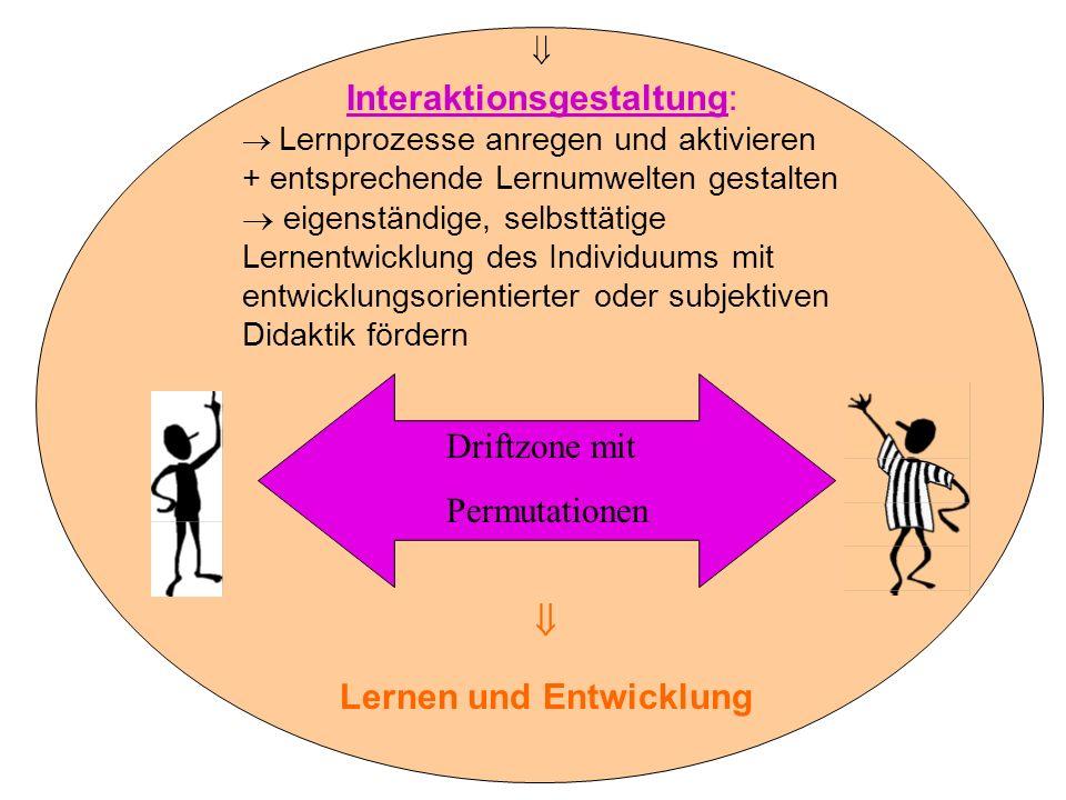 Lernen und Entwicklung